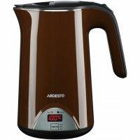 kupit-Электрический чайник Ardesto EKL-1617BN (Brown)-v-baku-v-azerbaycane