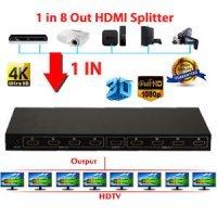 kupit-HDMI Splitter 1X8 FHD 1080p-v-baku-v-azerbaycane