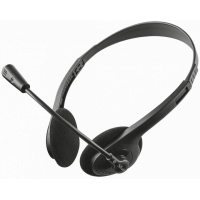 Гарнитура с микрофоном TRUST ZIVA CHAT HEADSET (21517)
