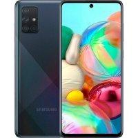 kupit-Смартфон Samsung Galaxy A71 / 128 GB (Black)-v-baku-v-azerbaycane