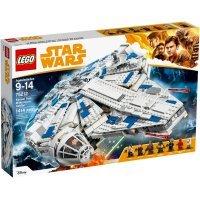 kupit-КОНСТРУКТОР LEGO Star Wars TM Сокол Тысячелетия на Дуге Кесселя (75212)-v-baku-v-azerbaycane