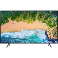 "Телевизор SAMSUNG 40"" UE40NU7140UXRU 4K UHD, HDR, Smart TV, Wi-Fi (NEW)"