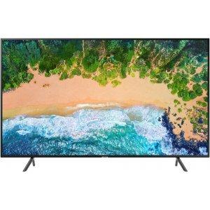 "Телевизор SAMSUNG 40"" UE40NU7140UXRU 4K UHD, HDR, Smart TV, Wi-Fi (NEW)"