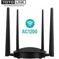 kupit-Роутер TotoLink Dual Band AC1200 (A800R)-v-baku-v-azerbaycane
