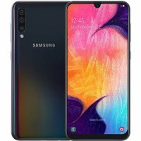 Смартфон Samsung Galaxy A50 / 64 GB (Black)