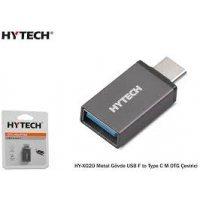 kupit-Адаптер Hytech USB to Type-C (HY-X020)-v-baku-v-azerbaycane