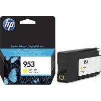 Струйный картридж HP № 953 F6U14AE (Желтый)