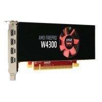 "Видеокарта ""AMD FirePro W4300 4GB GDDR5 128 bit Graphics Card Mini Display Port x 4"" (T7T58AA)"