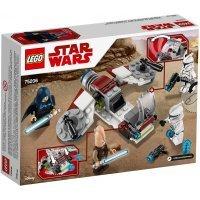 КОНСТРУКТОР LEGO Star Wars TM Боевой набор джедаев и клонов-пехотинцев (75206)