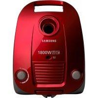 Пылесос Samsung VCC4181V37/XEV (RED)
