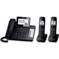 kupit-Телефон Panasonic KX-TG6672B-v-baku-v-azerbaycane