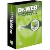 Антивирус Dr.Web Antivirus renewal card (2PC/1 year) (BAW-W12-0002-1)