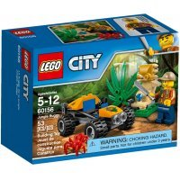 Конструктор Lego Jungle Buggy (60156)