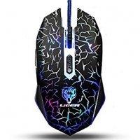 Мышка оптическая со светодиодами USB mouse (G5)