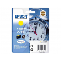 Картридж Epson Singlepack 27XL DURABrite Ultra Ink for WF7110/7610/7620 new Yellow (C13T27144022)
