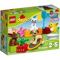 КОНСТРУКТОР LEGO DUPLO Town Домашние животные (10838)
