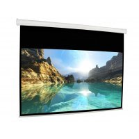 "Проекционный экран Cyber Electrical Screen (80""x60"")200x152cm, (Tubular Motor) White Matt 3D E100D (AES100D)"