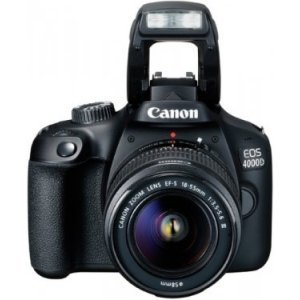 Фотоаппарат Canon EOS 4000D 18-55 kit
