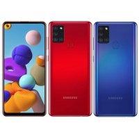 kupit-Смартфон Samsung Galaxy A21S / 32GB (Black, Blue,Red)-v-baku-v-azerbaycane