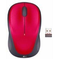 kupit-Беспроводная мышь Logitech Wireless Mouse M235 RED-v-baku-v-azerbaycane