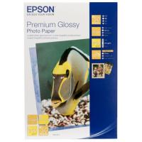 Бумага Epson Premium Glossy Photo Paper 13x18cm 50sh (C13S041875)