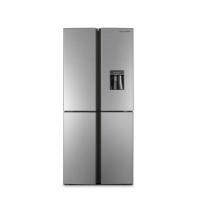 kupit-Холодильник HOFFMANN NFFD-173SD (Silver)-v-baku-v-azerbaycane
