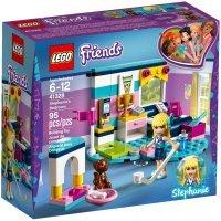 КОНСТРУКТОР LEGO Friends Комната Стефани (41328)