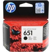 Струйный картридж HP № 651 C2P10AE (Черный)