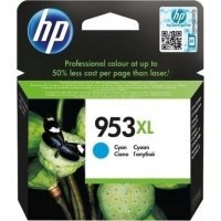 Струйный картридж HP № 953XL F6U16AE (Голубой)