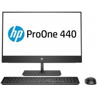 "Моноблок HP ProOne 440 G4 AIO PC / 23.8 "" / Black (5BL90ES)"