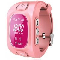 Электронные часы Wonlex GW300 Pink