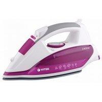 Утюг Vitek VT-1262 (Розовый)