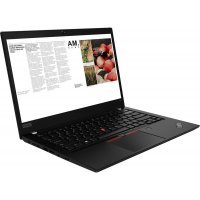 "Ноутбук Lenovo ThinkPad T490 / 14"" Full HD (20N20009RT)"
