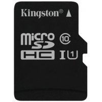 kupit-Карта памяти Kingston 16GB SDHC C10 UHS-I 45MB/s (SDC10G2/16GB)-v-baku-v-azerbaycane