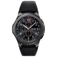 kupit-Электронные часы Samsung Gear S3 Frontier (SM-R760) Space Gray-v-baku-v-azerbaycane