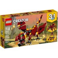 kupit-КОНСТРУКТОР LEGO Creator Мифические существа (31073)-v-baku-v-azerbaycane