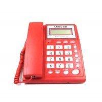 kupit-Телефон Lebooss HCD3588 (L-21 red)-v-baku-v-azerbaycane