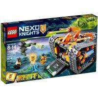 КОНСТРУКТОР LEGO Nexo Knights Мобильный арсенал Акселя (72006)