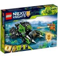 КОНСТРУКТОР LEGO Technic Зеленый гоночный автомобиль (42072)