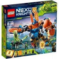 kupit-КОНСТРУКТОР LEGO Nexo Knights Решающая битва роботов (72004)-v-baku-v-azerbaycane