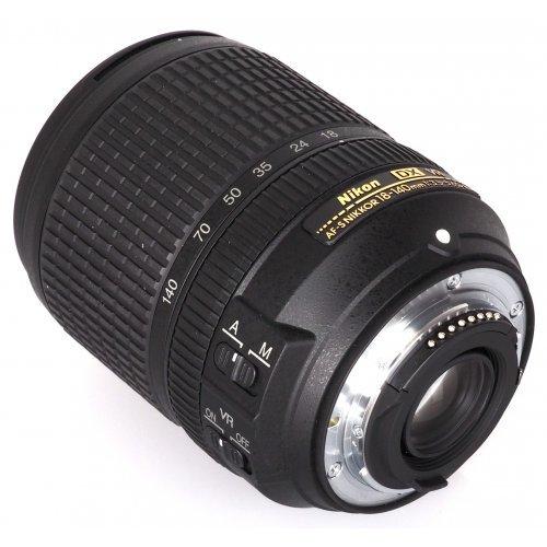 Şəkil lensləri NIKON-18-140
