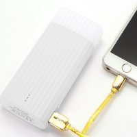 kupit-Портативное зарядное устройство (Power Bank) Power bank Proda Ice Cream 10000mah White-v-baku-v-azerbaycane