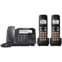 kupit-Телефон Panasonic KX-TG4772 Dect 6.0-v-baku-v-azerbaycane