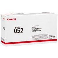 Лазерный картридж toner Canon 052 Black (2199C002)