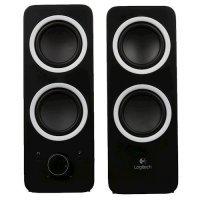 kupit-Компьютерные колонки LOGITECH Audio System 2.0 Z200 / White (980-000810)-v-baku-v-azerbaycane