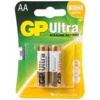 Батарейки GP battery Super Alkaline AA(2) 15A-2UE2