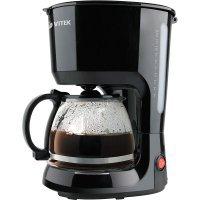 Капельная кофеварка Vitek VT-1528 (Black)