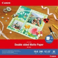 kupit-Двусторонняя матовая бумага Canon MP-101D 12X12 (4076C007)-v-baku-v-azerbaycane