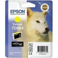 kupit-Картридж Epson R2880 Yellow (C13T09644010)-v-baku-v-azerbaycane