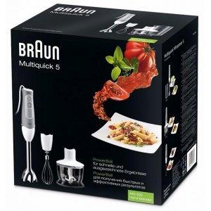 Погружной блендер Braun MQ 535